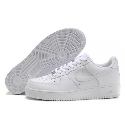 air force one blanche femme