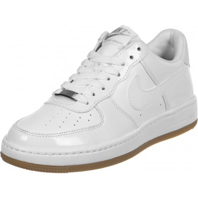 air force one blanche semelle marron