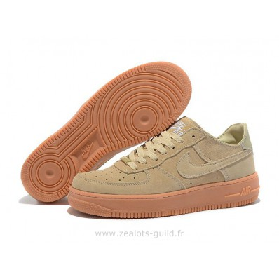 nike air force one femme blanc pas cher