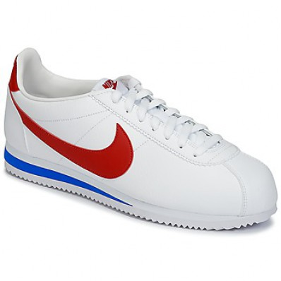nike cortez rouge fluo