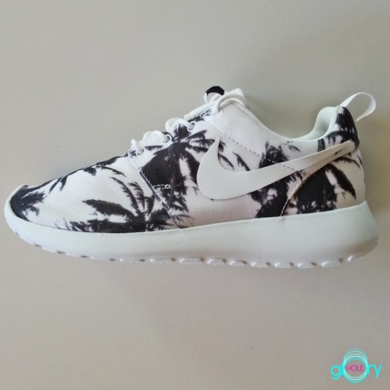 acheter nike roshe run palm trees