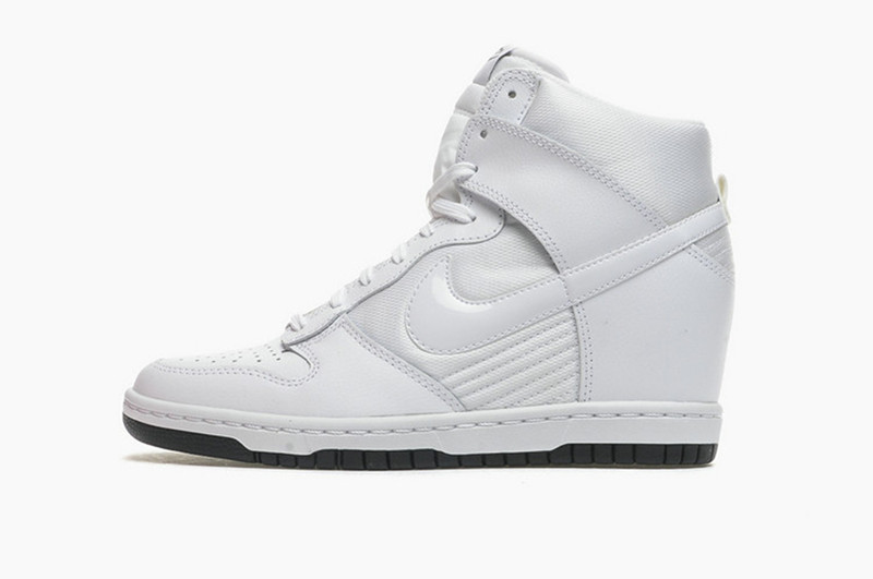 air dunk blanche