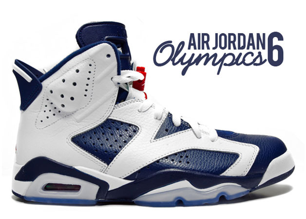 air jordan 6 olympic pas cher