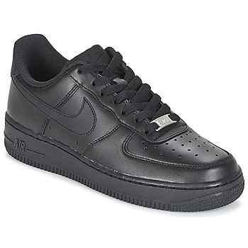 plus récent ee198 ad01c Nike Air Force One Daim Grise WHE9Y2ID